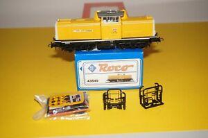 RF30-Roco-43649-Locomotora-Diesel-Br-211-341-El-H-F-Wiebe-Bau-Probado-En-Ovp