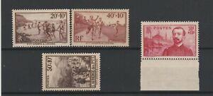 FRANCOBOLLI-1937-FRANCIA-MNH-E-1699