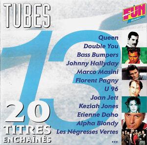 Compilation-CD-Tubes-13-France-EX-EX