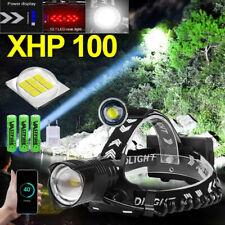 H604c 18650 XHP50.2 Flood 4000K High CRI Headlamp 1616 lumens