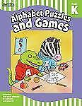 Flash Skills: Alphabet Puzzles and Games: Grade Pre-K-K (Flash Skills) by...