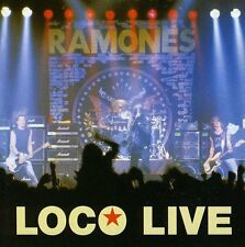 The Ramones - Loco Live CHRYSALIS CD 1991