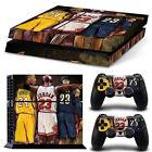 PS4 Skin & Controllers Skin Vinyl Sticker For PlayStation 4 NBA GOAT Jordan Kobe