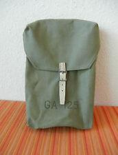 Vintage Swiss Army Military green Canvas Bag GA 125 Radio operator signaller Rar