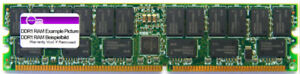 2GB-Smart-DDR1-PC3200-400MHz-ECC-Reg-RAM-CL3-SG572564FD8E0CLICH-Server-Storage