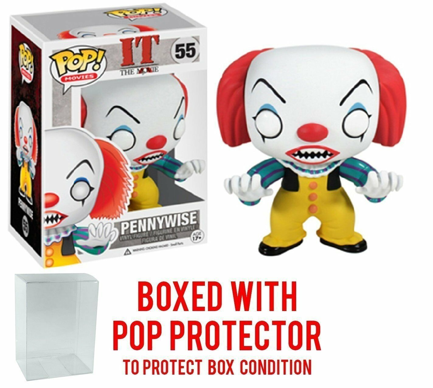 Funko POP! Horror Movies Pennywise Vinyl Action Figure