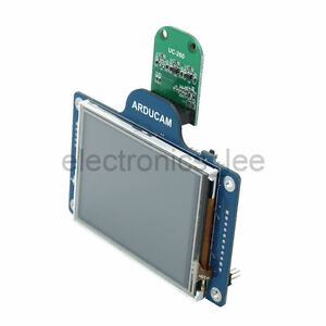 Details about Arducam-LF Shield V2 Camera module + 3 2 inch LCD for arduino  UNO MEGA2560 DUE