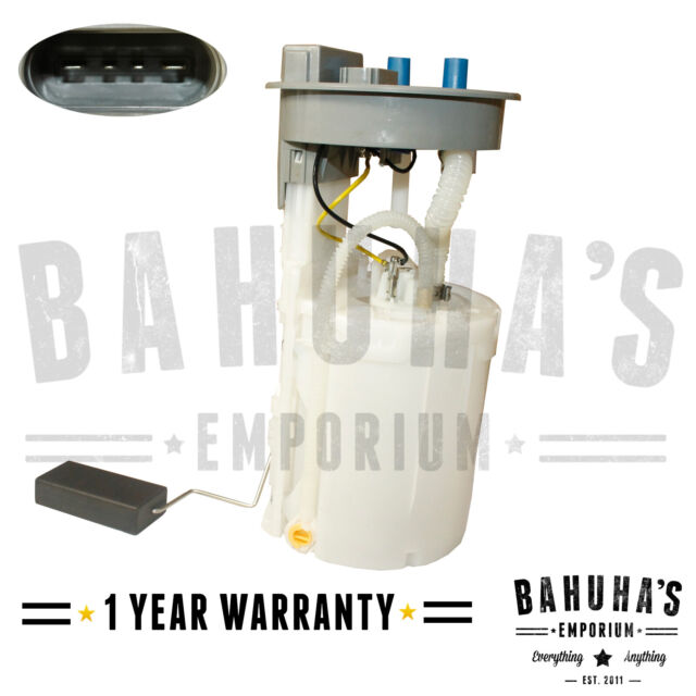 IN TANK FUEL PUMP + SENDER UNIT FOR VW GOLF MK4 NEW BEETLE BORA 1 9 TDI  1997-10