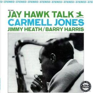 Jay-Hawk-Talk-by-Carmell-Jones-CD-Jan-2001-Original-Jazz-Classics