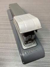 Vintage Bostitch B8 Grey Stapler Excellent Condition No Staples