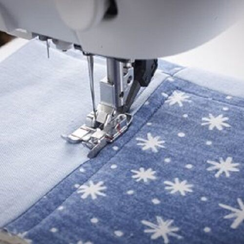 """PFAFF 1//4/"""" Quilting Edge Stitch Foot with Guide IDT"""