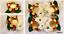 2x Decorative Diwali Diya SetPooja DeepakHome DecorOil Lamp Diya Set