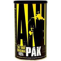 Universal Animal Pak 44 Pack Paks Animalpak Worldwide Priority 44 Pack on Sale
