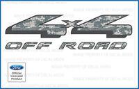 97 <--> 08 Ford F150 4x4 Off Road Decals - Fdcacu Digital Camo Acu Stickers Side