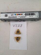 5 New Iscar 16 Ir 10 Acme Threading Carbide Inserts Grade Ic250 Israel V288