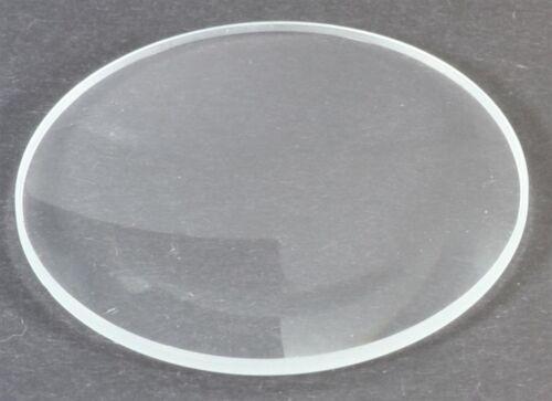Uhrenglas 1 mm 22 mm Ersatzglas plan,flach  SGL632