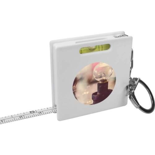 """/""""Ampoule/"""" Porte-clés ruban à mesurer//niveau à bulle Outil KM00010227"""