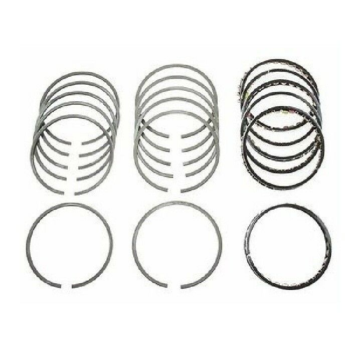 Jaguar Vanden Plas Xj Xj6 4 2l L6 Engine Piston Ring Set Grant C1256