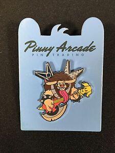 pinny arcade pin elite tauren chieftain etc pax prime 2014