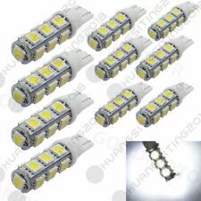 10 Pcs T10 Wedge 1.2w Bulb Pure White LED for Malibu 12v DC Landscape Light