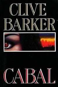 Cabal-by-Barker-Clive-Hardcover