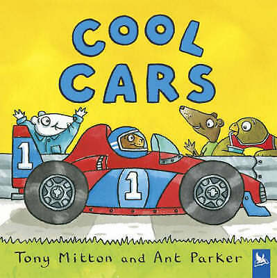 1 of 1 - Cool Cars (Amazing Machines), Parker, Ant, Mitton, Tony, New Book