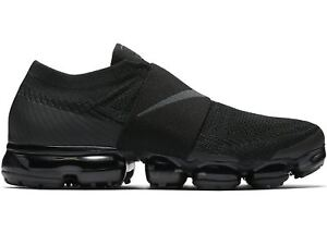good looking sneakers wholesale outlet Details about Nike Air Vapormax Flyknit Moc Triple Black Size 11.  AH3397-004 Max 1 90 95 97