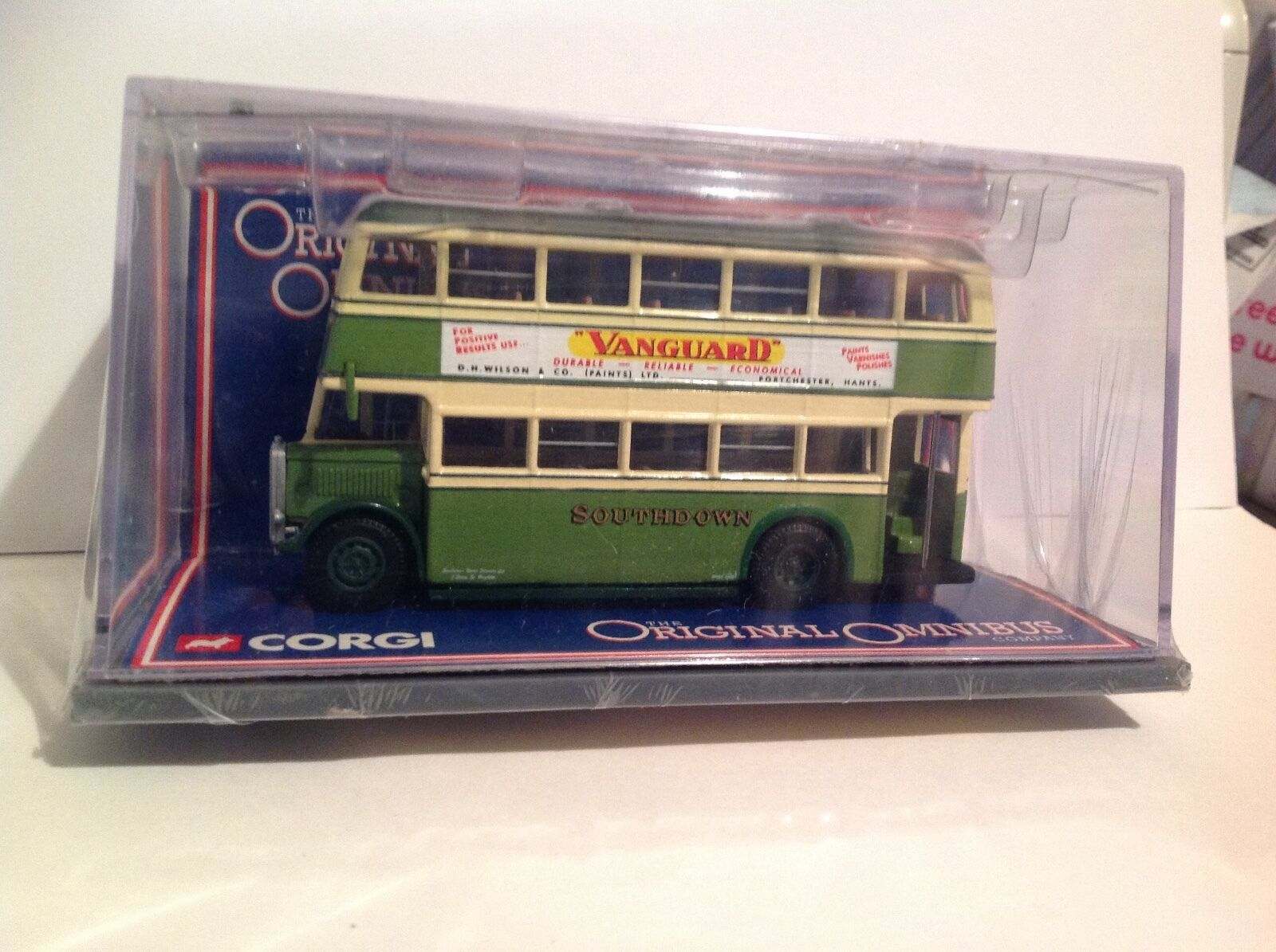 OM43906 Guy Arab Utility Bus Southdown Motor Services  LDT 0007 of 6800