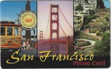 TK Telefonkarte $2,5 Asia Direct Hong Kong Telecom San Francisco Reise Aufl. 500
