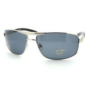 Men's Sunglasses POLARIZED Lens NO GLARE For OUTDOOR ...