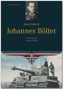 Hauptmann-Johannes-Boelter-Panzerregiment-1-Panzerabteilung-502-Biografie-Buch