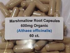 Marshmallow Root Organic Vegan Capsules 60 ct.