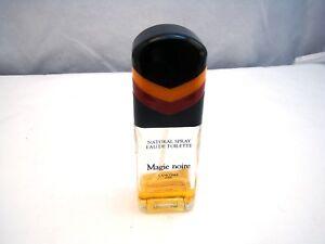 Lancome-Cosmair-MAGIE-NOIRE-Eau-de-Toilette-Spray-1-7-oz-50-ml-20-FULL-VTG