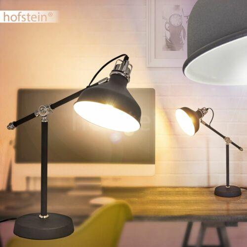 verstellbare Schreib Tisch Lampe Retro Schlaf Wohn Büro Zimmer Raum Beleuchtung