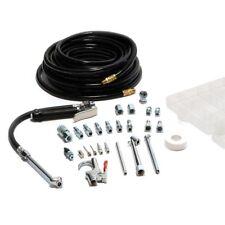 tire guage etc. 20 Piece Air Compressor Starter Kit with hose tire chuck
