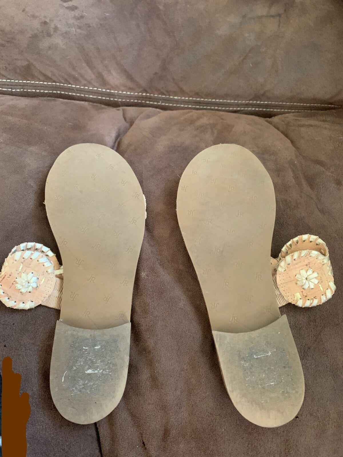 Jack Rogers Lauren Sandals For Sale - image 2