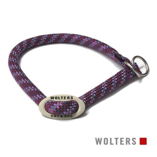 Wolters schlupfhalsband everest proyectar reflejos 50cm x 13mm ciruela//lavanda