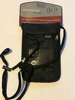 Rfid Blocking Neck Wallet Stash Hidden Security Neck Pouch Rp Real People