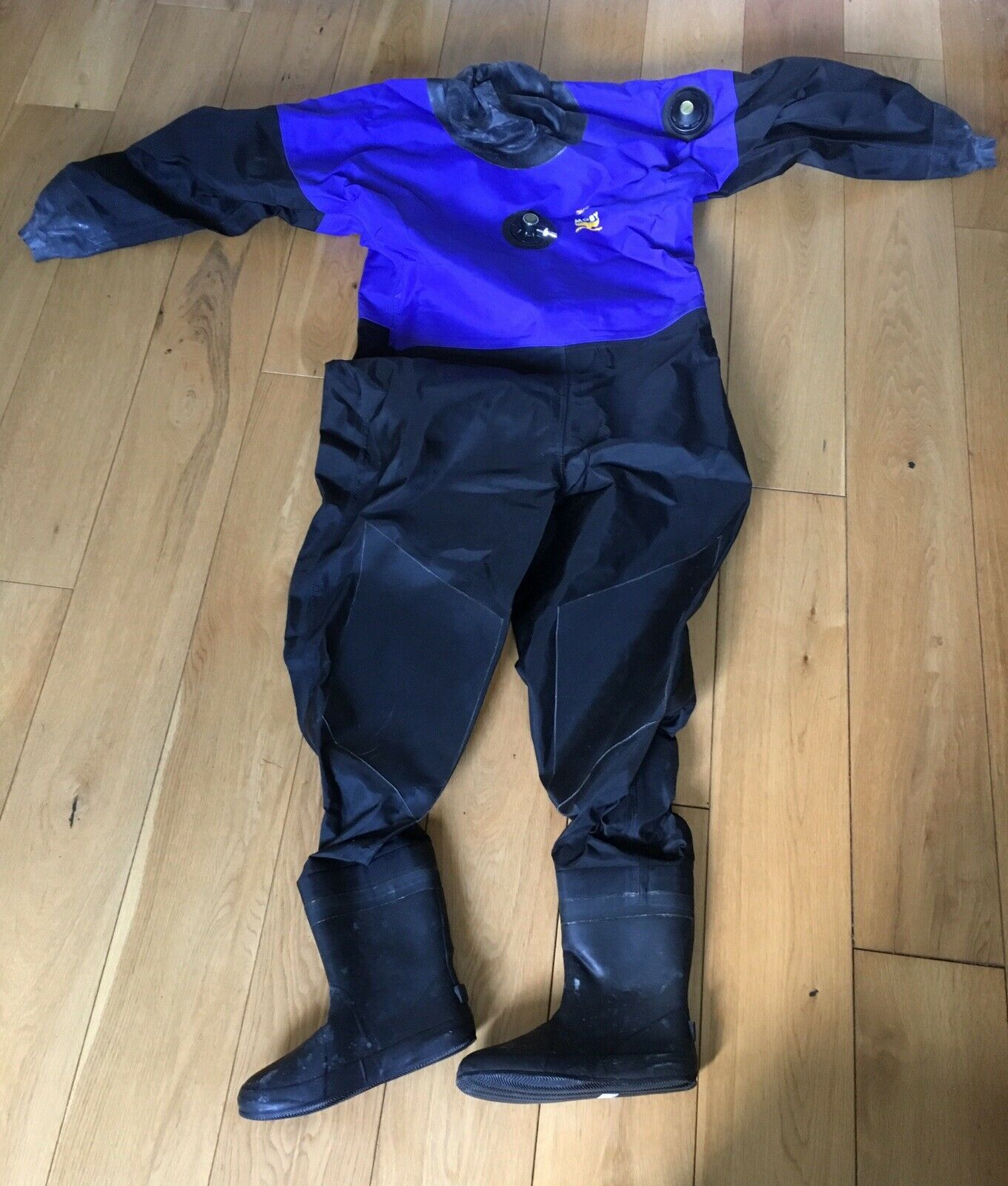 Brand New Ladies Moby Drysuit
