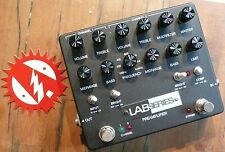 Alchemy Audio Assembled Aion Electronics Lab Series L5 Preamp 2 Channel Pedal