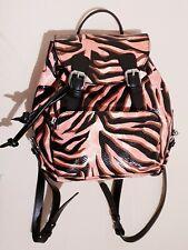 8daea85f1c9 item 7 Zara real leather backpack, animal print, multicolour -Zara real  leather backpack, animal print, multicolour