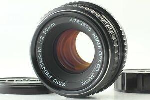 EXC-Asahi-SMC-PENTAX-M-50mm-F-2-MF-Standard-Prime-Lens-K-Mount-From-Japan