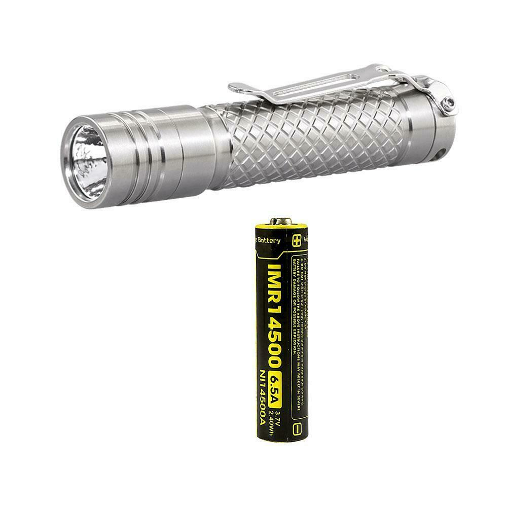 GlobalShipping Eagletac D3A Titanium Flashlight - Upgraded From D25A  - Ni a 21  the latest models