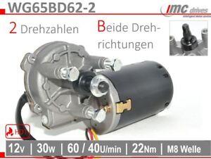 WG65BD62-2-Getriebemotor-62mm-12V-30W-65U-min-22Nm-Torantrieb-Braugerat-Filter