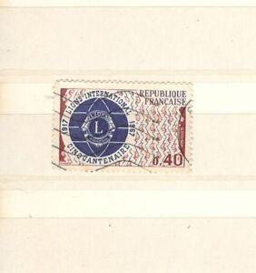 Francia 1534 - 50° Lions Club Internaz.1967 - Usato - Vedi Foto