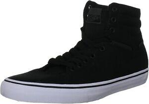 Vans Paladin Hi Shoes Vulcanised Skate Trainers Black Size Uk 6 Ebay