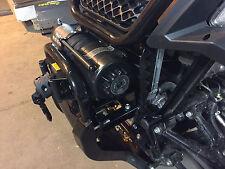 Honda Pioneer 500 Winch Mounting Plate Fits: 2015-2016 Pioneer 500 P/N 13079
