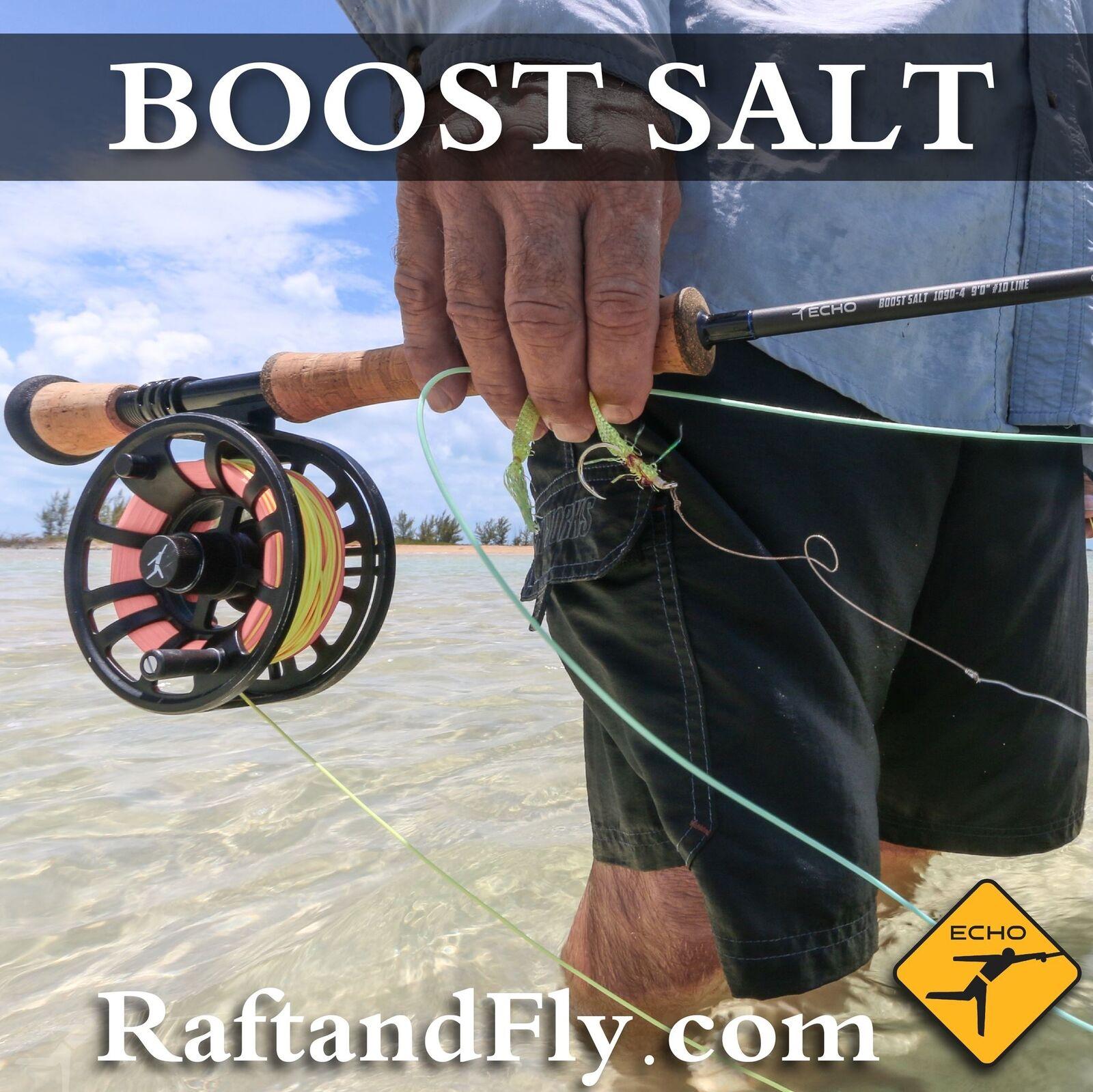 Echo Boost Salt 8wt 8wt 8wt 9'0