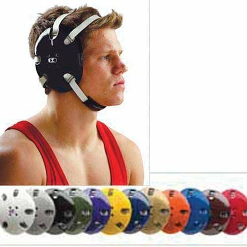 4-Strap Headgear Ideal for Wrestling /& The Best-Selling Ear Guard of All Time
