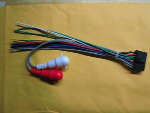 s l300 jensen wire harness marine radio jsr180,msr170 ebay